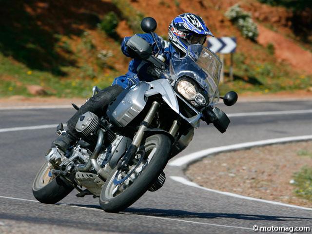 bmw r 1200 gs 2003 2009 moto magazine leader de l actualit de la moto et du motard. Black Bedroom Furniture Sets. Home Design Ideas