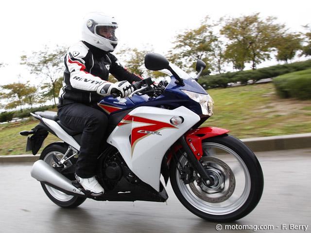 honda cbr 250 r moto magazine leader de l actualit de la moto et du motard. Black Bedroom Furniture Sets. Home Design Ideas