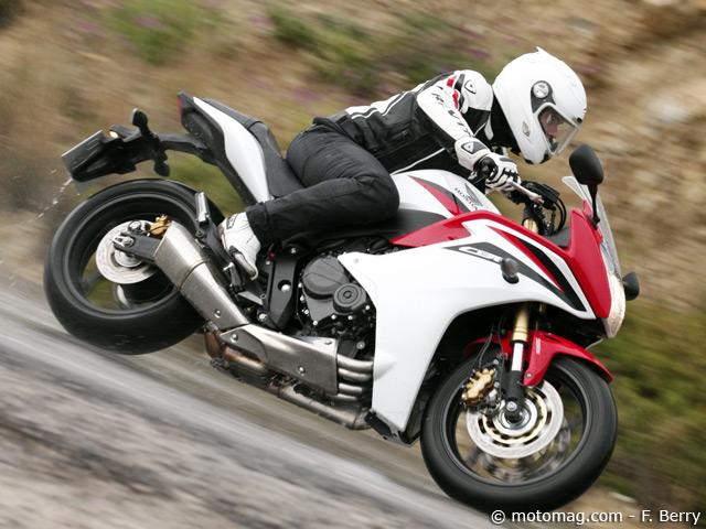 honda cbr 600 f moto magazine leader de l actualit de la moto et du motard. Black Bedroom Furniture Sets. Home Design Ideas