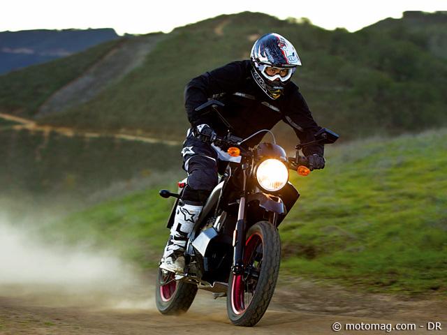 moto lectrique zero s et ds moto magazine leader de l actualit de la moto et du motard. Black Bedroom Furniture Sets. Home Design Ideas