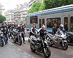 Les motards contre la motophobie (1)