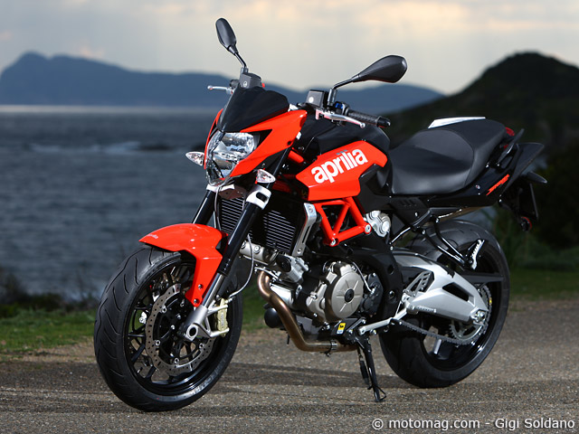 aprilia liquide ses shiver 750 moto magazine leader de l actualit de la moto et du motard. Black Bedroom Furniture Sets. Home Design Ideas