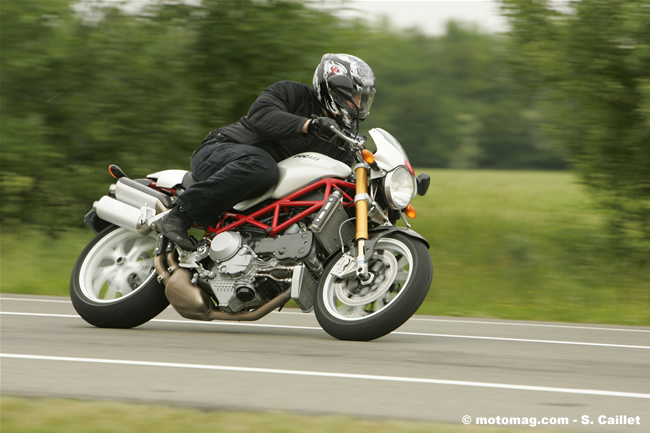 Ducati 1000 Monster S4RS