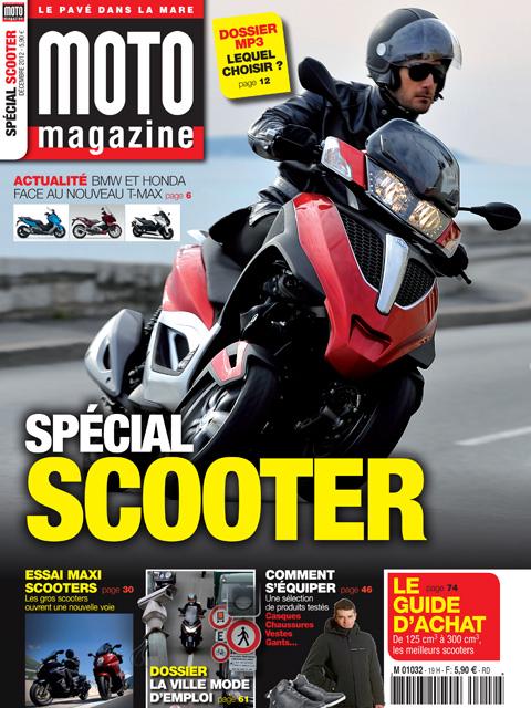 num ro sp cial scooter hors abonnement moto magazine leader de l actualit de la moto et. Black Bedroom Furniture Sets. Home Design Ideas