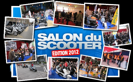 3e Salon du scooter : du 30 mars au 1er avril à (...)