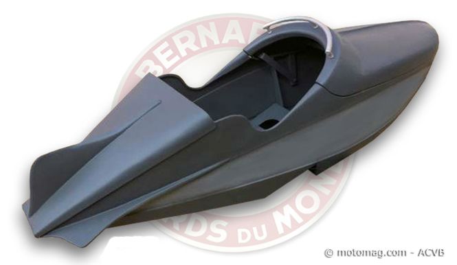 R 233 Surrection Du Side Car Bernardet Records Du Monde Moto