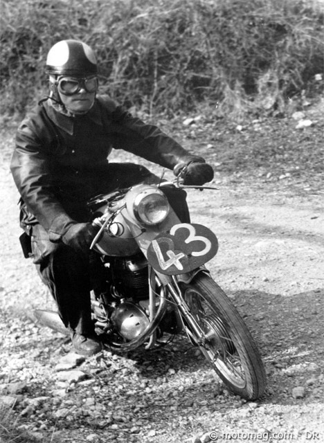 motos anciennes mont e historique maurice violland moto magazine leader de l. Black Bedroom Furniture Sets. Home Design Ideas