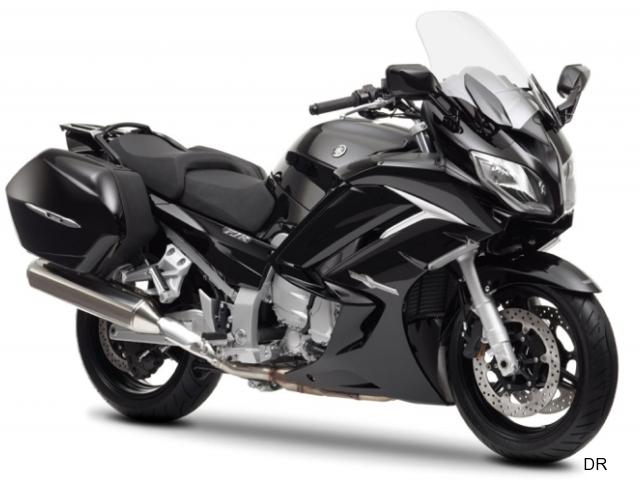 Salon de Cologne 2012 : Yamaha FJR 1300 A