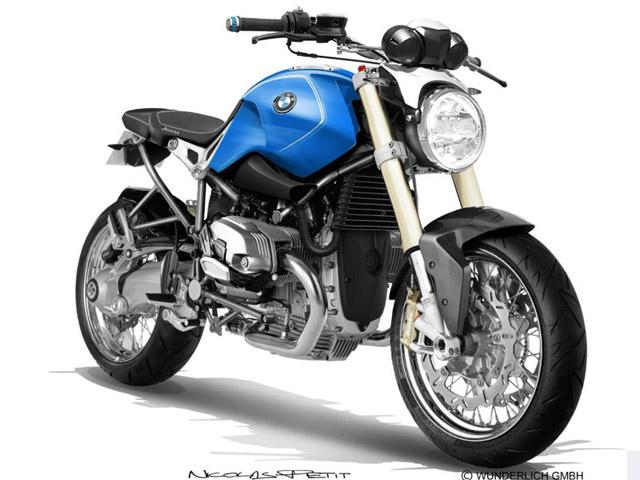 nouveaut moto 2013 mystic le roadster bmw imagin. Black Bedroom Furniture Sets. Home Design Ideas