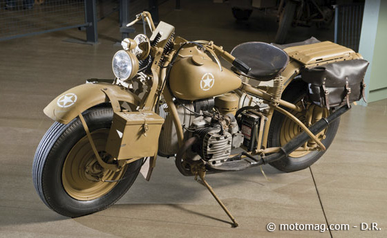 Des motos de la Seconde Guerre mondiale vendues aux (...)