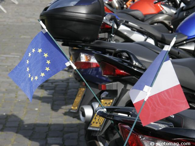 europe la moto serait retir e du projet de contr le moto magazine leader de l. Black Bedroom Furniture Sets. Home Design Ideas
