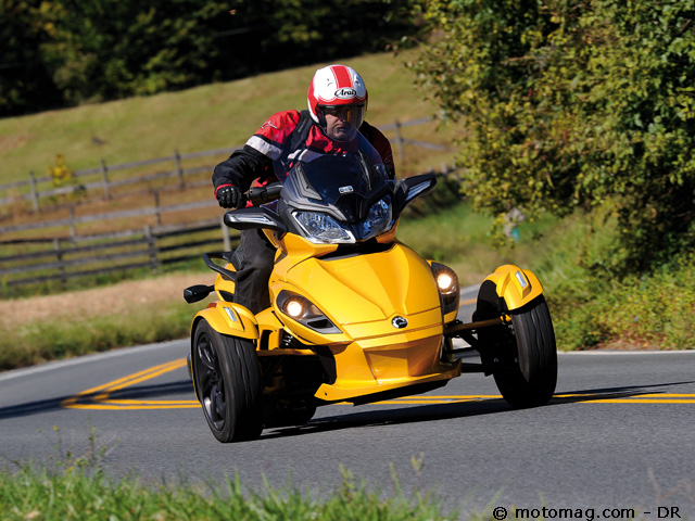 Can-Am Spyder 1000 ST