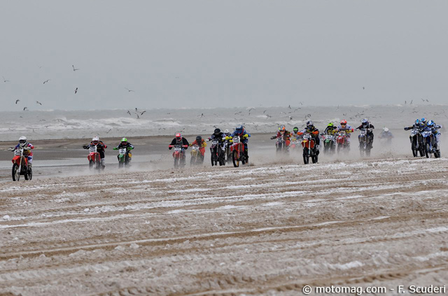 Enduropale du Touquet 2013 : du spectacle en (...)