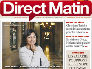 Election municipale à Paris : Hidalgo place motos et (...)