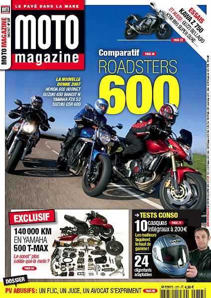 moto magazine n 237 moto magazine leader de l actualit de la moto et du motard. Black Bedroom Furniture Sets. Home Design Ideas
