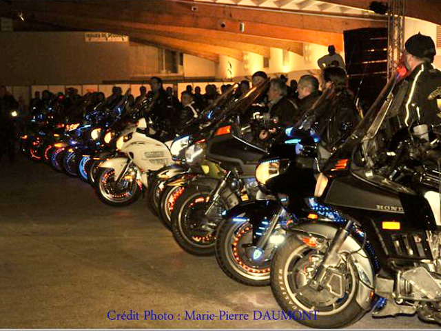 Var : rassemblement international de Goldwing du 8 au (...)