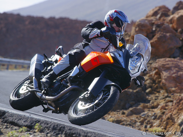 KTM 1190 Adventure : muscles et neurones