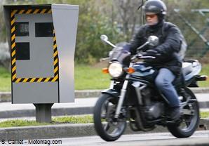 un radar fou flashe 90 au lieu de 110 km h moto magazine leader de l actualit de la