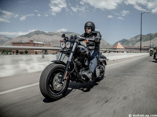 nouveaut s moto harley davidson gamme 2014 moto magazine leader de l actualit de la moto. Black Bedroom Furniture Sets. Home Design Ideas