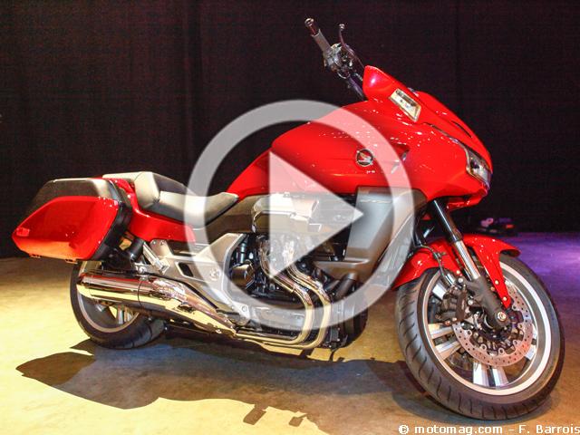 nouveaut moto 2014 honda ctx 1300 moto magazine leader de l actualit de la moto et du motard. Black Bedroom Furniture Sets. Home Design Ideas