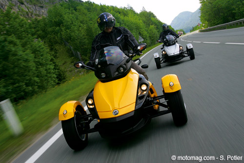 Can-Am Spyder 1000 SM5