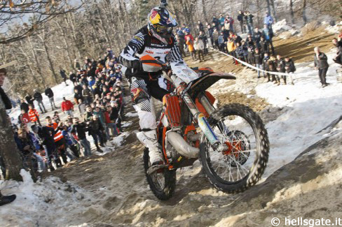 Enduro : le Hell's Gate 2014 remporté par Graham (...)