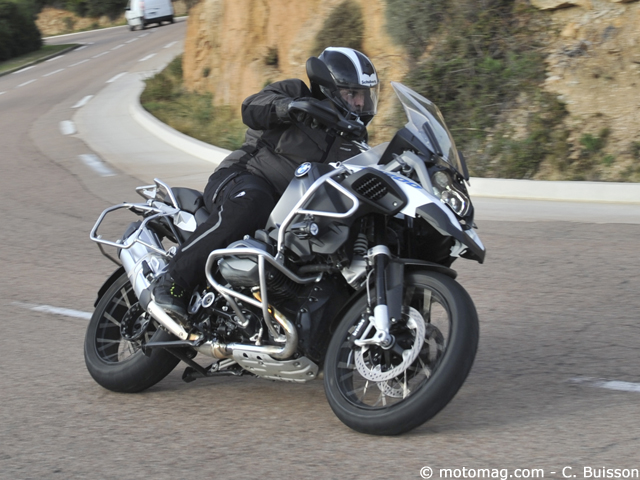 BMW R 1200 GS Adventure… au coin de la rue