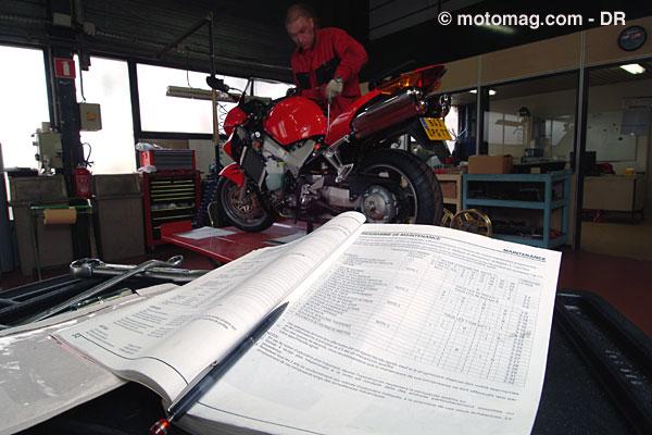 contr le technique moto a se rapproche moto magazine leader de l actualit de la moto. Black Bedroom Furniture Sets. Home Design Ideas
