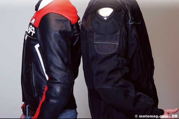 Ou Textile Moto Cuir Magazine De L Vêtement Leader 6xFCqxw