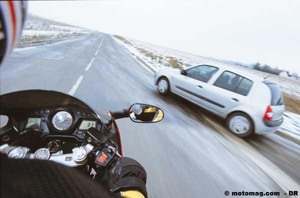 Bien r agir apr s un accident moto moto magazine leader de l actualit de - Reagir apres un rateau ...