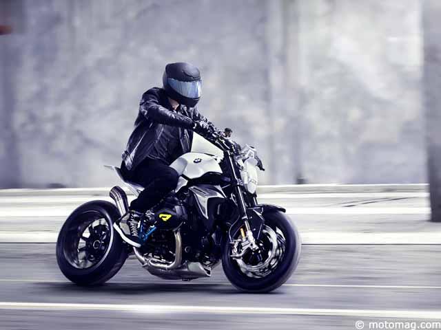 nouveaut moto bmw pr sente son concept roadster moto magazine leader de l. Black Bedroom Furniture Sets. Home Design Ideas