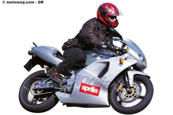 aprilia rs 125 moto magazine leader de l actualit de. Black Bedroom Furniture Sets. Home Design Ideas