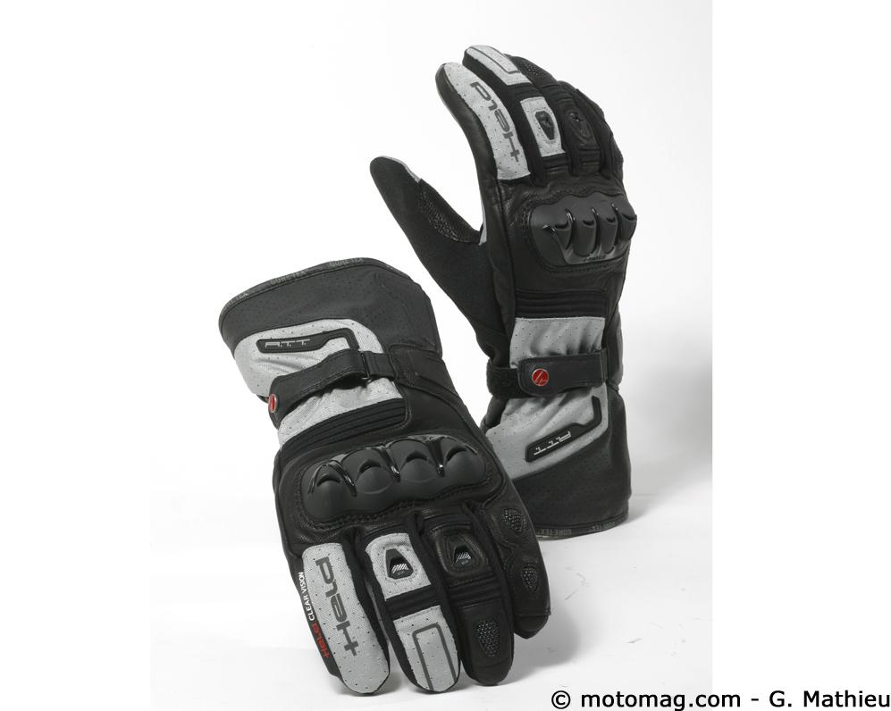 gants held air n dry deux en main moto magazine. Black Bedroom Furniture Sets. Home Design Ideas