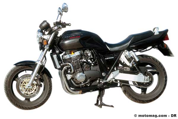 honda cb 1000 big one moto magazine leader de l actualit de la moto et du motard. Black Bedroom Furniture Sets. Home Design Ideas
