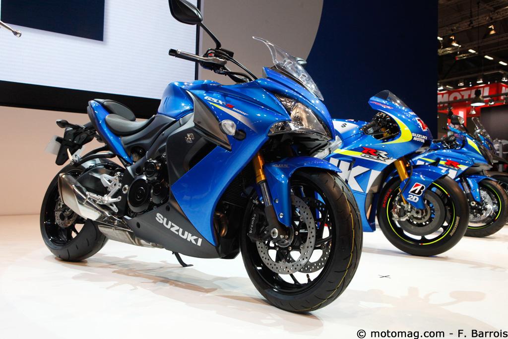 Nouveaut s 2015 suzuki gsx s 1000 f pratique et moto magazine leader de l actualit