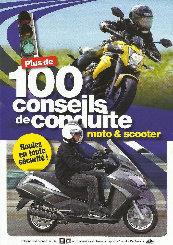 guide de conduite plus de 100 conseils pour rouler en moto magazine leader de l. Black Bedroom Furniture Sets. Home Design Ideas
