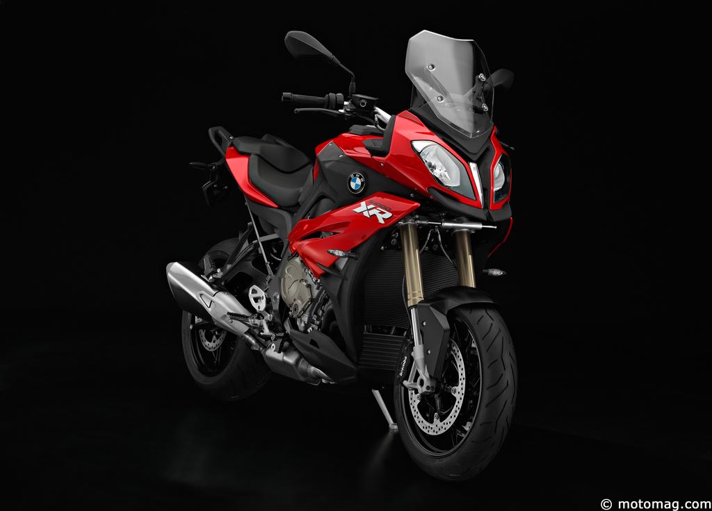 nouveaut moto 2015 bmw s 1000 xr le trail sportif la moto magazine leader de l. Black Bedroom Furniture Sets. Home Design Ideas