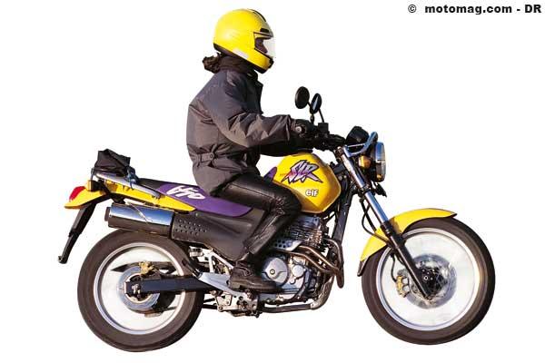 honda nx slr fx 650 moto magazine leader de l. Black Bedroom Furniture Sets. Home Design Ideas