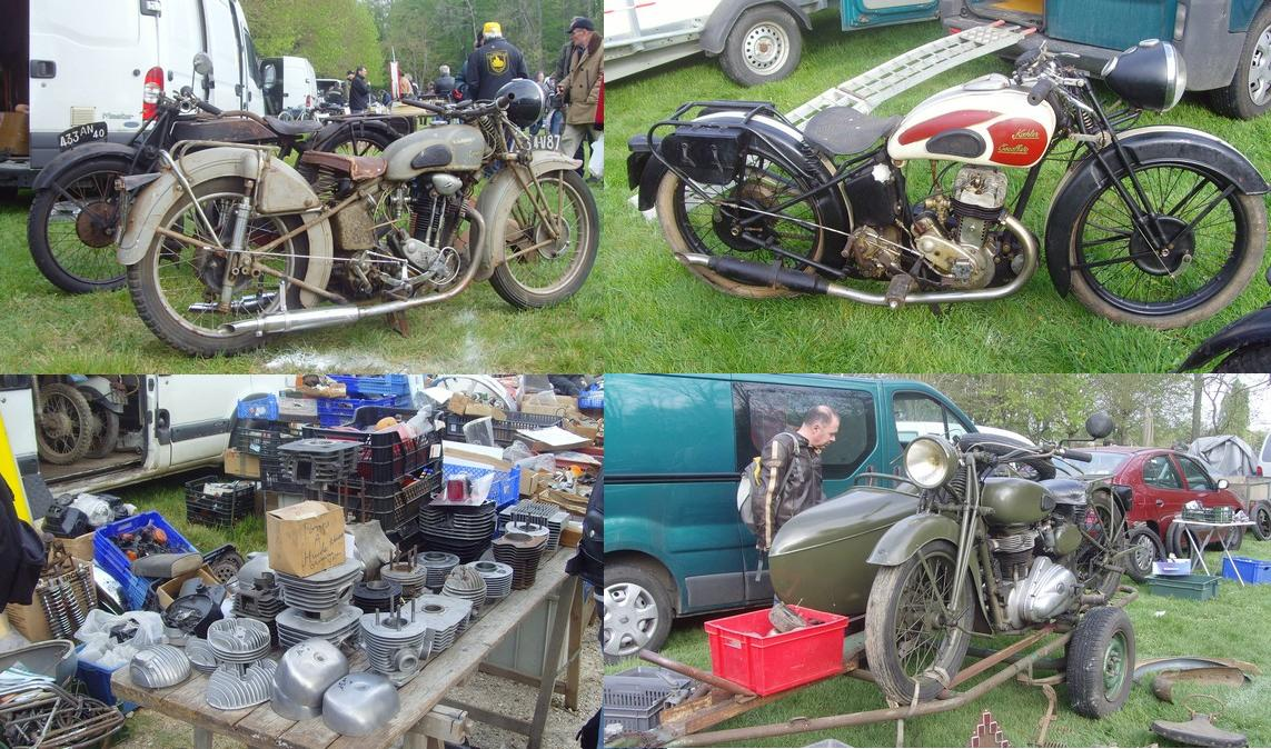 bourse moto ancienne du cama 77 moto magazine leader de l actualit de la moto et du motard. Black Bedroom Furniture Sets. Home Design Ideas