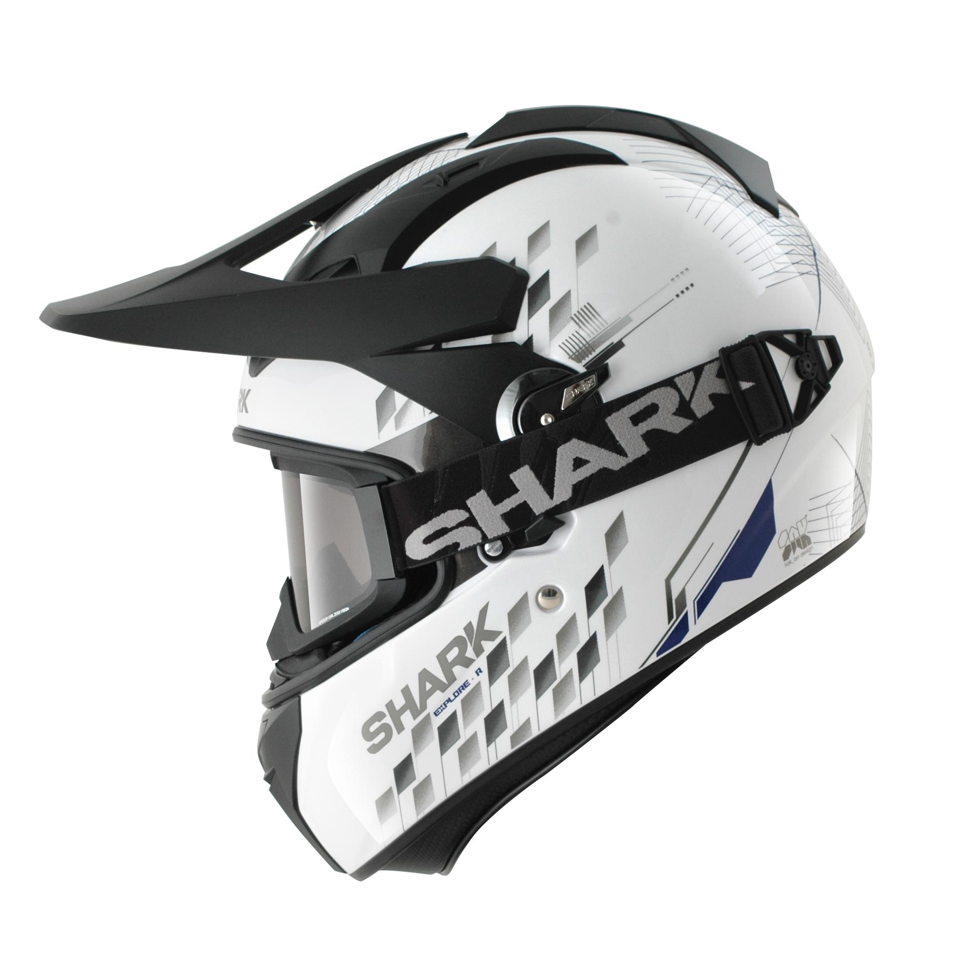 Vidéo Shark Améliore Le Casque Explore R Moto Magazine Leader
