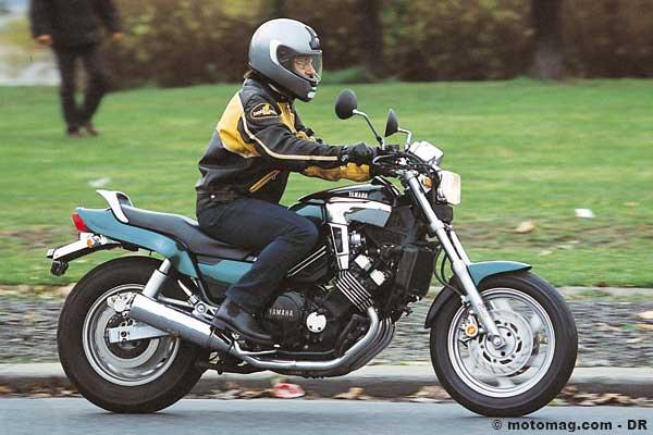 yamaha fzx 750 de 1988 1998 moto magazine leader de l. Black Bedroom Furniture Sets. Home Design Ideas