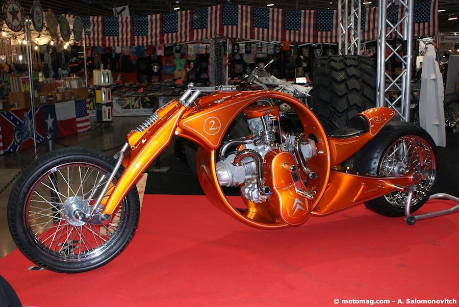 Lyon carton plein au salon du 2 roues moto magazine for Salon du deux roues lyon