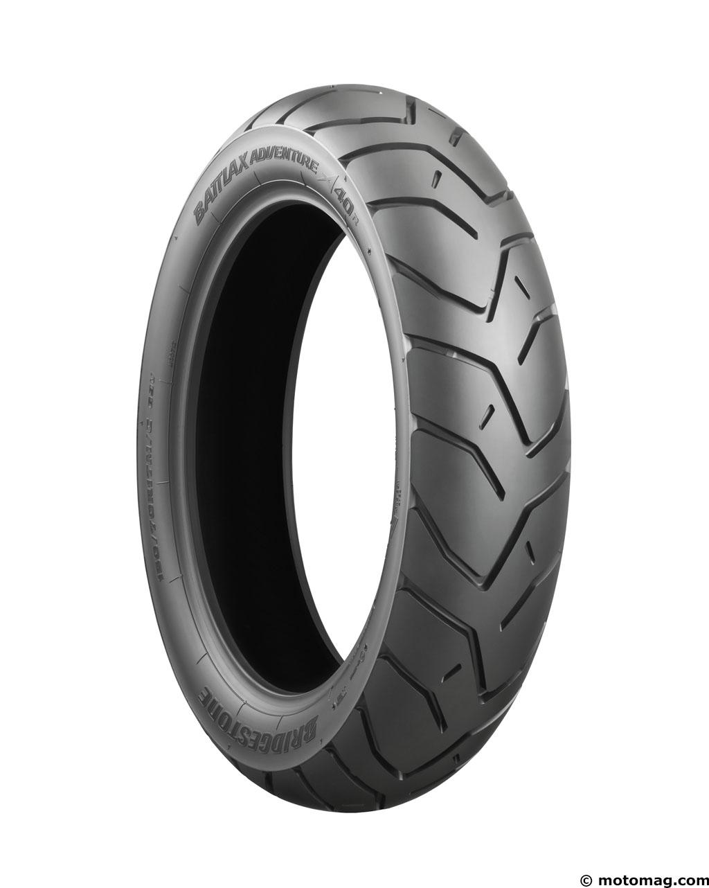 test pneu moto bridgestone a40 adventure pour les trails moto magazine leader de l. Black Bedroom Furniture Sets. Home Design Ideas