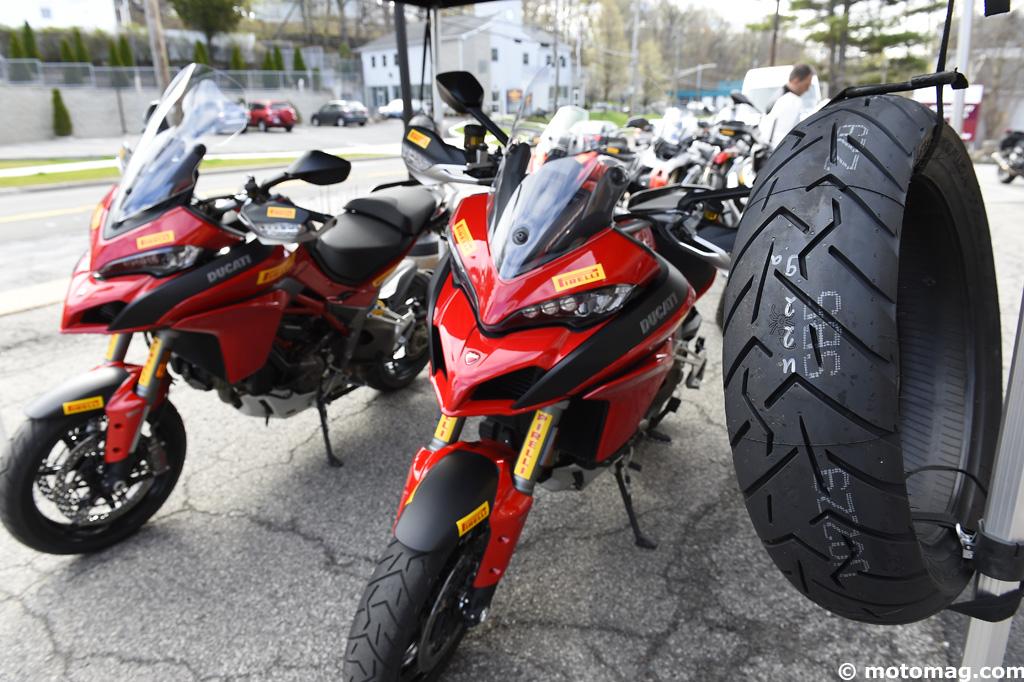 Essai pneu : Pirelli Scorpion Trail 2, nouveau pour (...) - Moto Magazine - leader de l ...