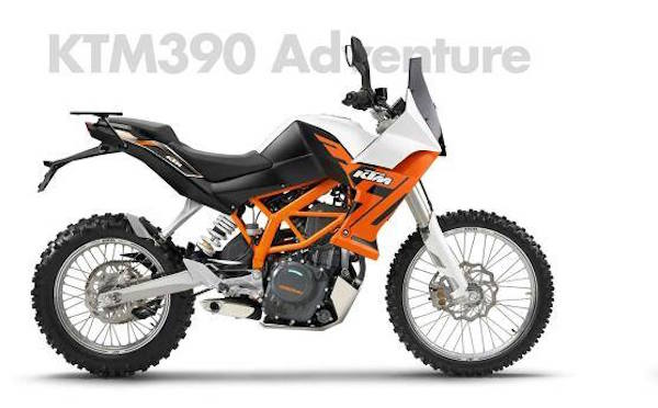 Nom de code KT22 : un futur mini-trail KTM Adventure (...)
