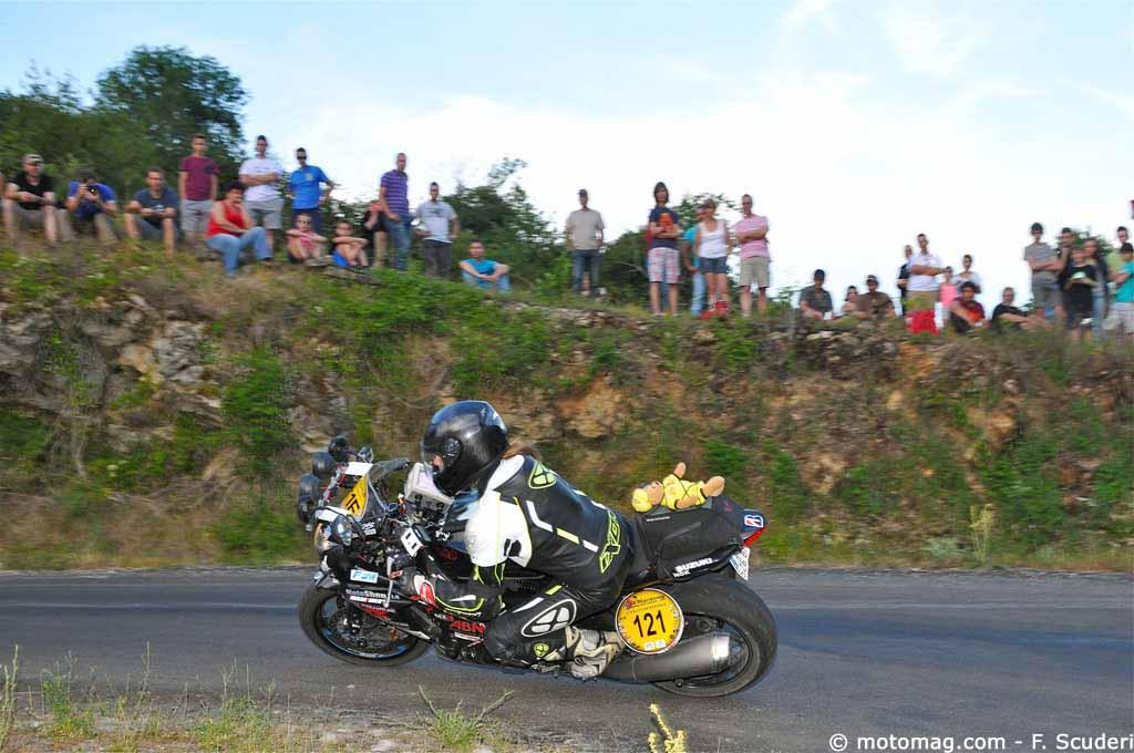 Un rallye moto pour promouvoir la sécurité routière