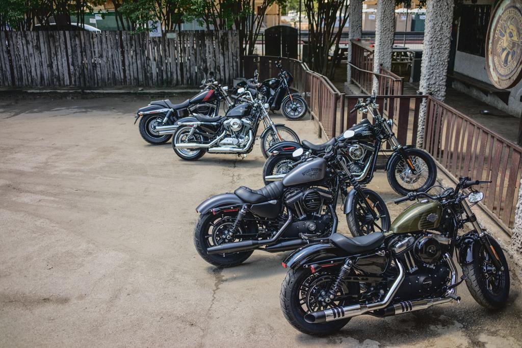 harley davidson d voile ses nouveaut s 2016 moto magazine leader de l actualit de la moto. Black Bedroom Furniture Sets. Home Design Ideas