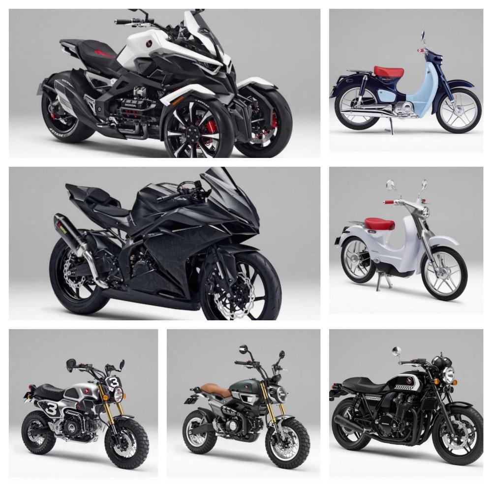 tokyo motor show 2015 honda d voile ses concept moto magazine leader de l actualit. Black Bedroom Furniture Sets. Home Design Ideas