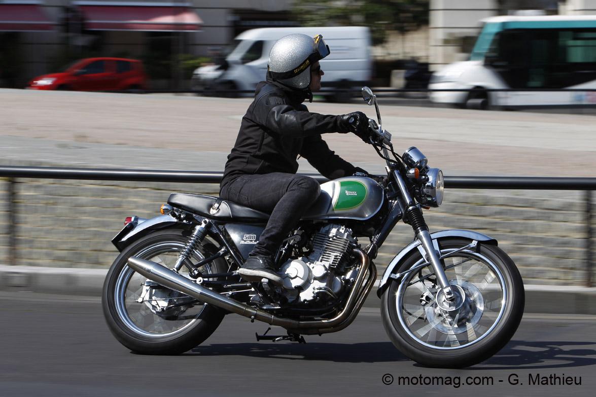 Mash Five Hundred Les 400 Cool Moto Magazine Leader