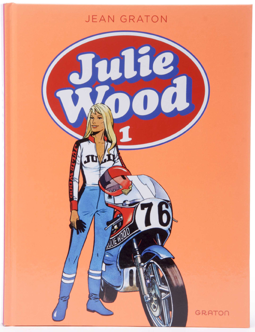 À lire : la BD « Julie Wood », la Michel Vaillant motarde (...)